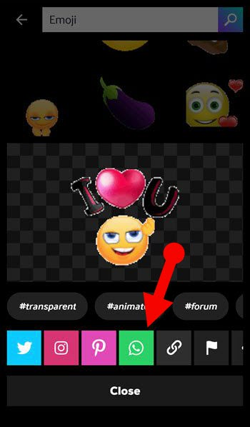 Animated Stickers For Whatsapp Android Iphone App To Send Gif